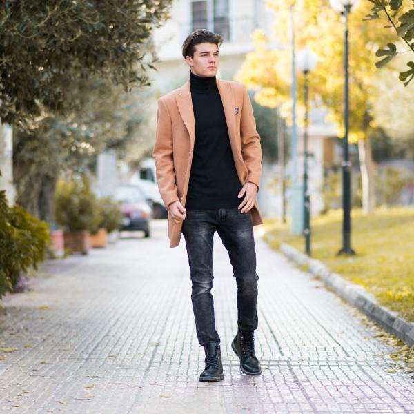 ΑΝΔΡΙΚΟ ΠΑΛΤΟ MOHICANS