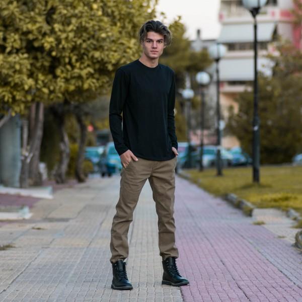 ΑΝΔΡΙΚΟ ΠΑΝΤΕΛΟΝΙ CHINOS MOHICANS