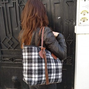 WOMEN'S SHOULDER BAG MOHICANS